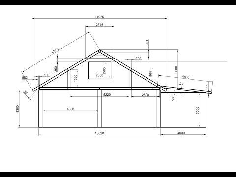 Крыша своими руками виды крыши, инструкция по монтажу