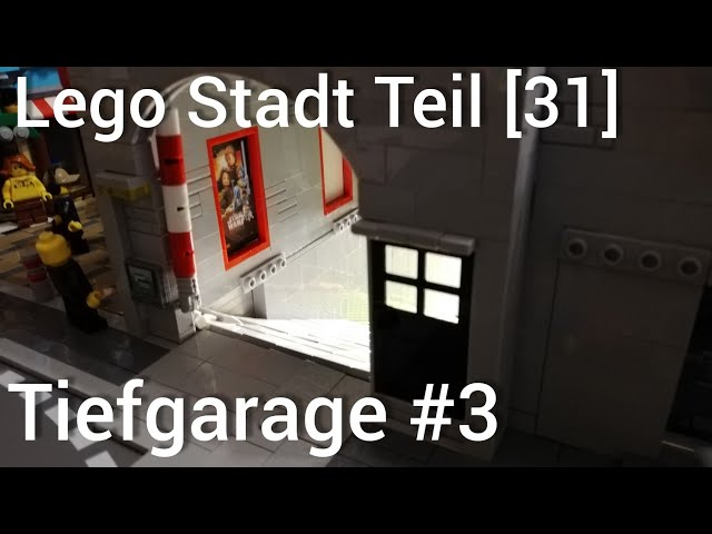 Lego Stadt Teil [31] - Die Tiefgarage #3
