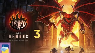 Book of Demons: Tablet Edition - iOS / iPad Gameplay Walkthrough Part 3 (by Thing Trunk)