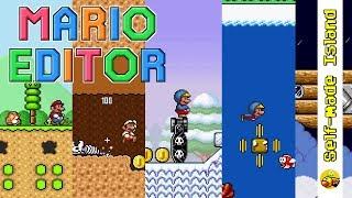 The Adventure of Mario • Mario Editor
