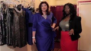 Plus Size Formal Wear Tips : Plus Size Fashion Tips