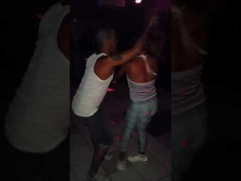 Baile cubano,casino