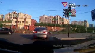 авария в мурманске видео