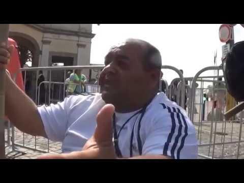 Róm pred parlamentom varuje Slovákov