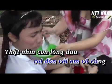[Karaoke] Trách Cô Bảo Mẫu Vô Tình - Duy Thanh (full beat)