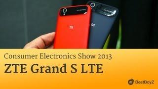 Hands-on: ZTE Grand S LTE