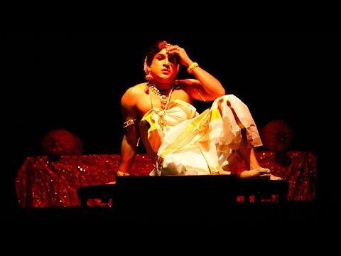പെണ് നടൻ Trailer - Female actor Malayalam solo drama - Santhosh Keezhattoor - Leela version Trailer