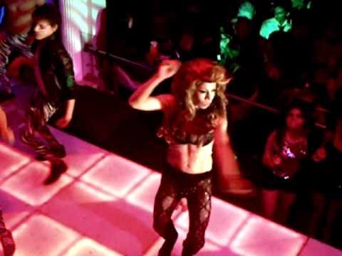 Shakira Marcella show de Reinas de Reinas 2013 en Genetic Club