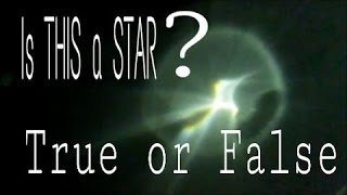 FLAT EARTH & FIRMAMENT PROOF Stars are LIGHTS Under the Water DOME