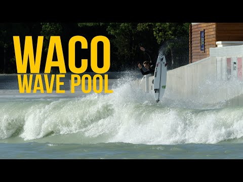 Parker Coffin, Bethany Hamilton, Jett Schilling, and Bobby Martinez Lay Waste to the Waco Wave Pool