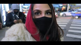Why Arab girl is forced to cover her face !