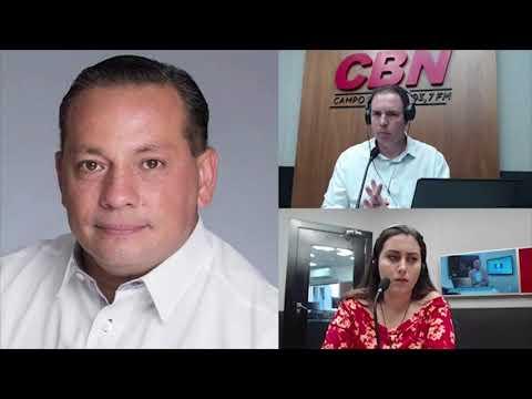 Entrevista CBN Campo Grande (06/04/2020): com o presidente da CDL de Campo Grande, Adelaido Vila