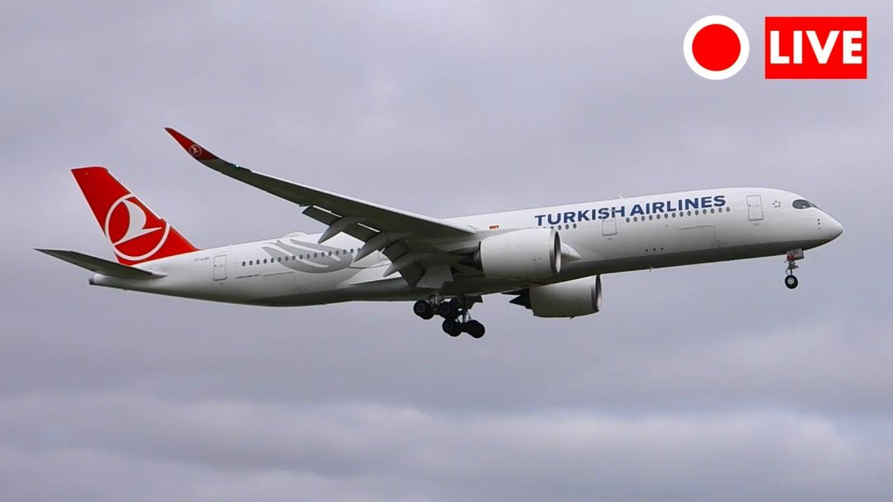 LIVE - Vliegtuigen uit Brazilië op Schiphol