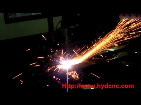PTHC-200DC Auto cutting height control video thumbnail