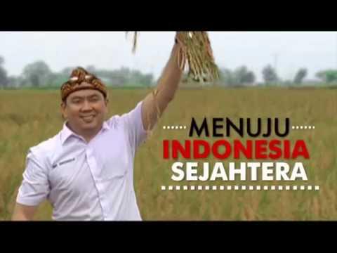 Jayalah negeriku, Bangkitlah bangsaku, Sejahtera Indonesia