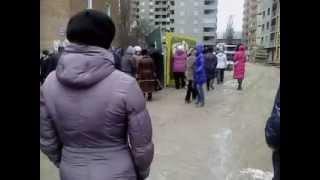 ЖК Сосновый Бор - протест местных жителей(, 2015-01-31T21:50:18.000Z)