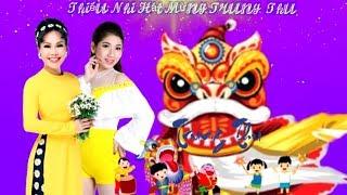 Thiếu Nhi Hát Mừng Trung Thu | Việt Hương, Vũ Uyên Nhi