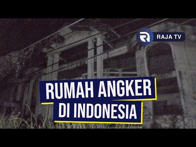 Rumah Angker Fenomenal di Indonesia