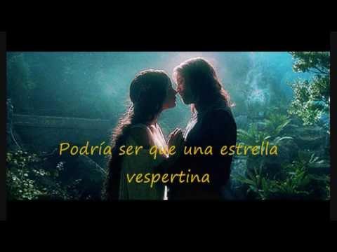 May it be - Lord of the Ring (subtitulado en Español)