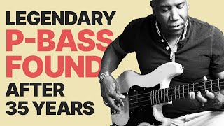 How Nathan East found his P bass after 35 years (Bass Tales Ep.4)