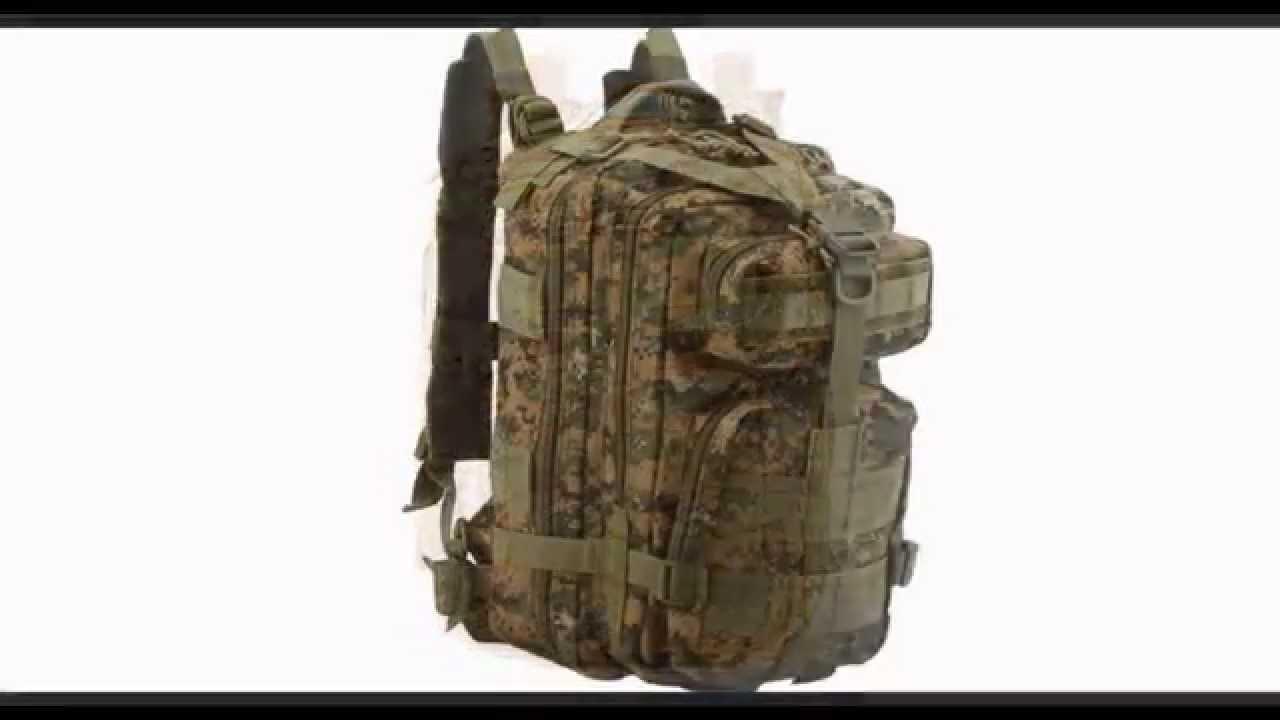 2014 Best Leaper Heavy duty 40L Hiking Backpack - YouTube