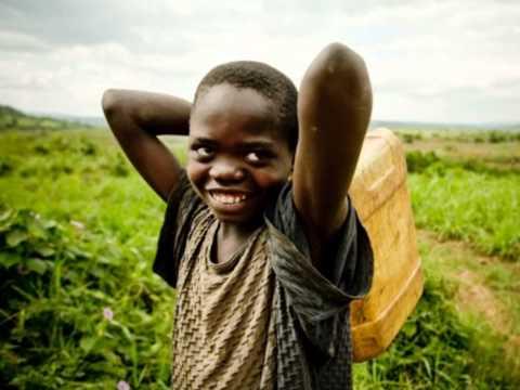 African Smiles - Iko Iko, Cyndi Lauper