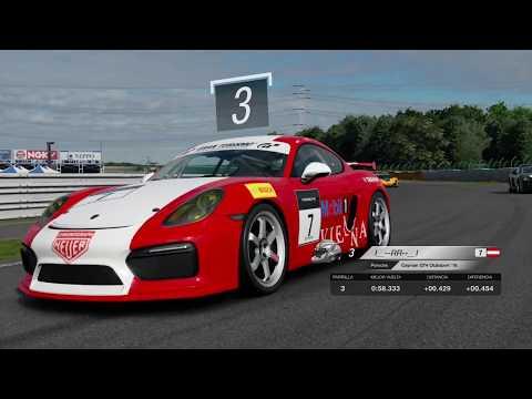 Gran Turismo™SPORT Pretemporada fabricantes FIA Tsukuba Lexus GR.4 thumbnail