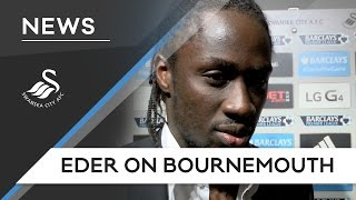 Video Gol Pertandingan Swansea City vs AFC Bournemouth