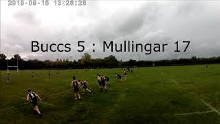 Buccs Rugby 2005