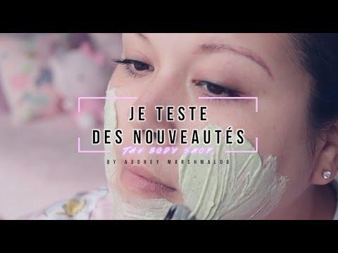 TEST : Nouveautés The Body Shop
