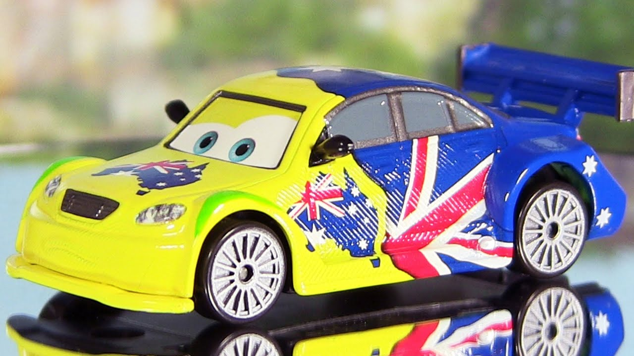 Exceptionnel Cars 2 Frosty Winterbottom Ultimate Super Chase Australia Disney Pixar Cars  Die Cast   YouTube