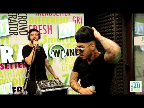 Alex Velea - Minim doi (Live la Radio ZU)