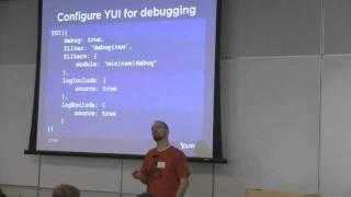 Luke Smith: Debugging in YUI 3