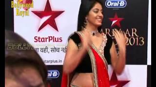 Red Carpet of Star Parivaar Awards 2013 Part-4