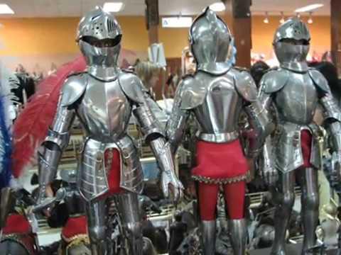 Spain Toledo Antique Shop, 스페인 똘레도 근교 토산품점 - 석송조재훈
