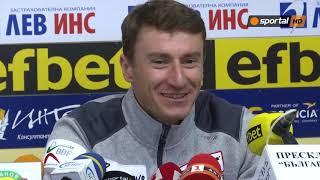 Красимир Анев е спортист №1 на месец февруари