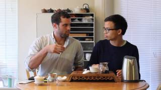 Camellia Sinensis 1999 Alishan Oolong [TeaDB Episode 23]