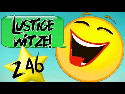 Lustige Witze | Folge 246 (mit Schwarzem Humor)