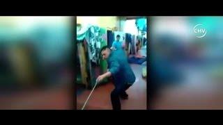 Grupo de reos grabó tutorial donde enseñan como pelear con estoques - CHV Noticias