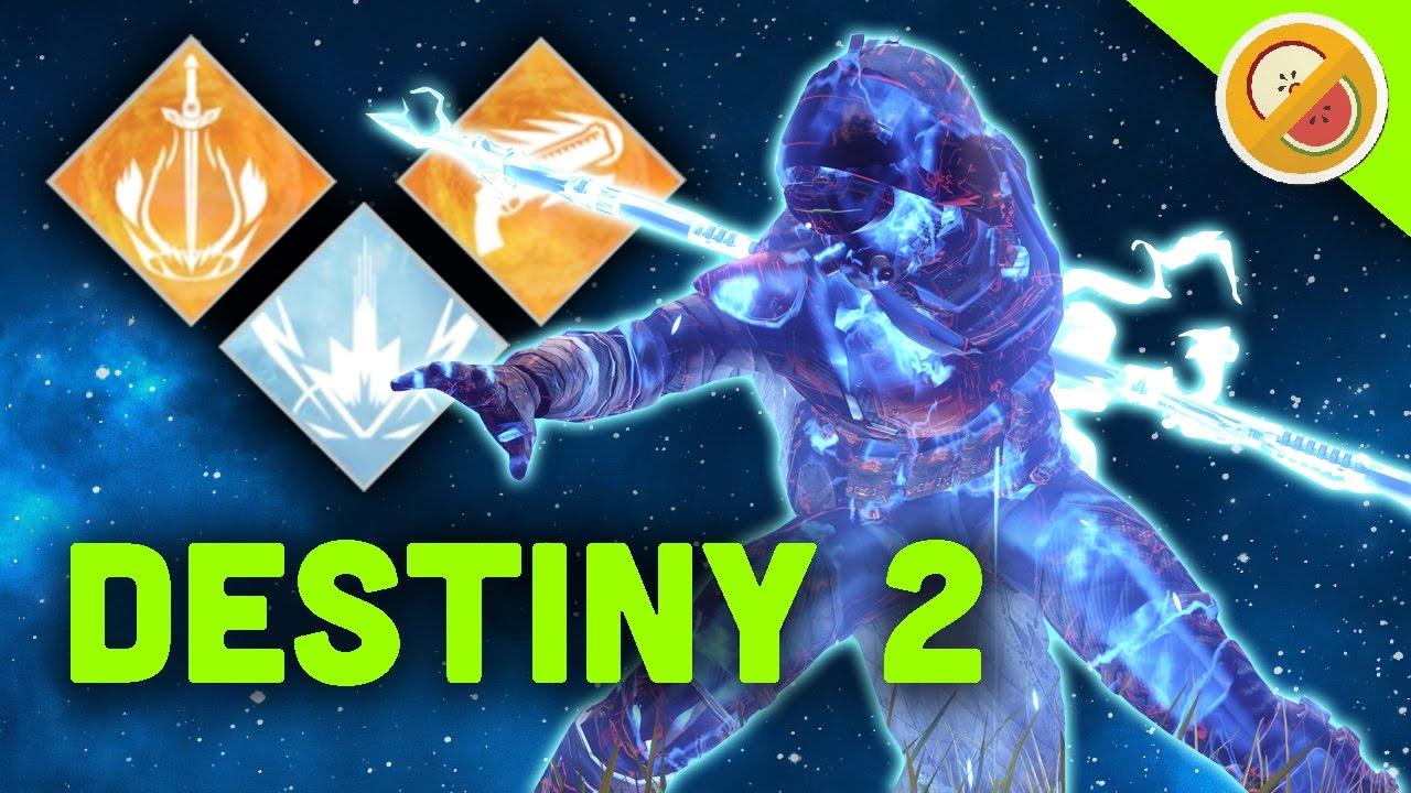 all destiny 2 subclasses
