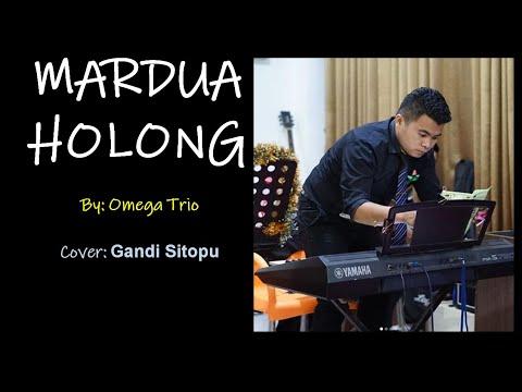 Omega Trio  - Mardua Holong  (Cover Gandi Sitopu)
