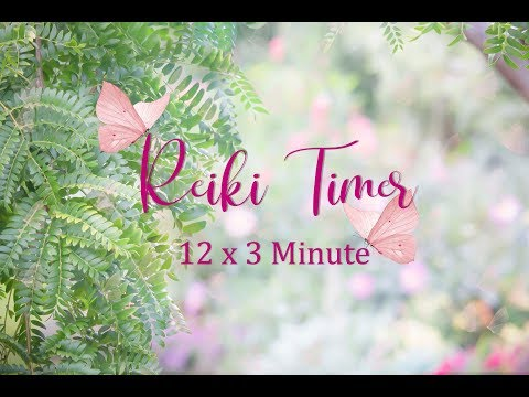 Reiki 3 Minute Timer with Flute Music and Sea Sounds - ActionNews