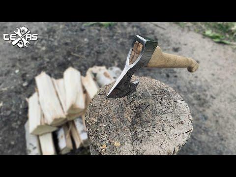 Переделка топора своими руками