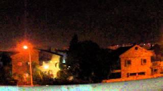 Ракетный обстрел Израиля 15.03.12 Ашдод(Видео от Вячеслава., 2012-03-15T19:49:25.000Z)