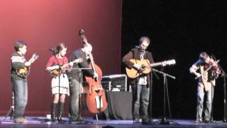 Jonah Horton Playing with Sierra Hull and Hwy 111  2011