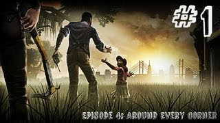The Walking Dead - Episode 4 - Gameplay Walkthrough - Part 1 - GRAVE DIGGER (Xbox 360/PS3/PC)