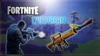 Fortnite Battle Royale:Solo/Squads/Duo with Subs Giveaway@700+Sub