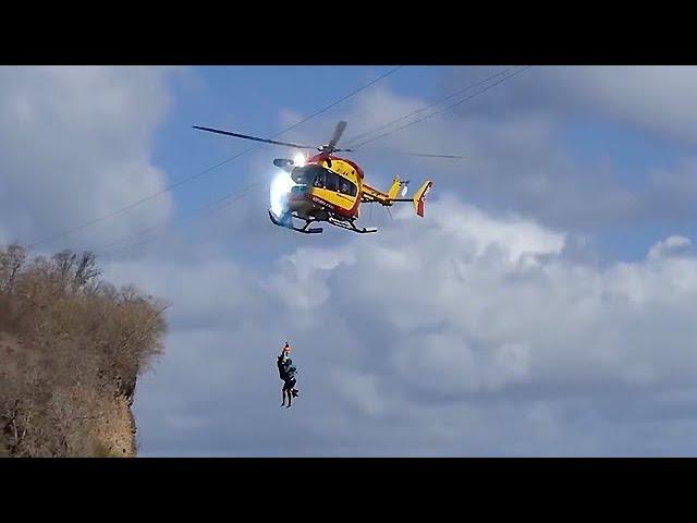 Les raisons de l\'accident de l\'hélicoptère en Martinique