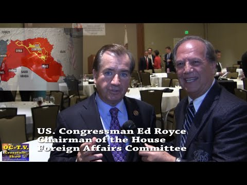 Ed Royce Interview on ISIS