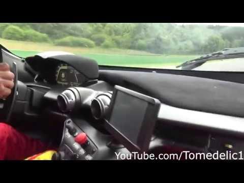 ONBOARD Ferrari LaFerrari FXXK Spa...